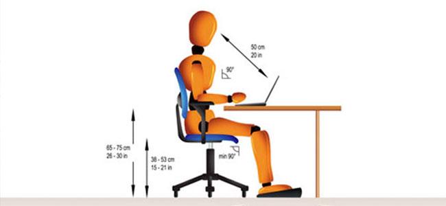 Dica ergonomia alunos revista direcional escolas for Mobiliario ergonomico
