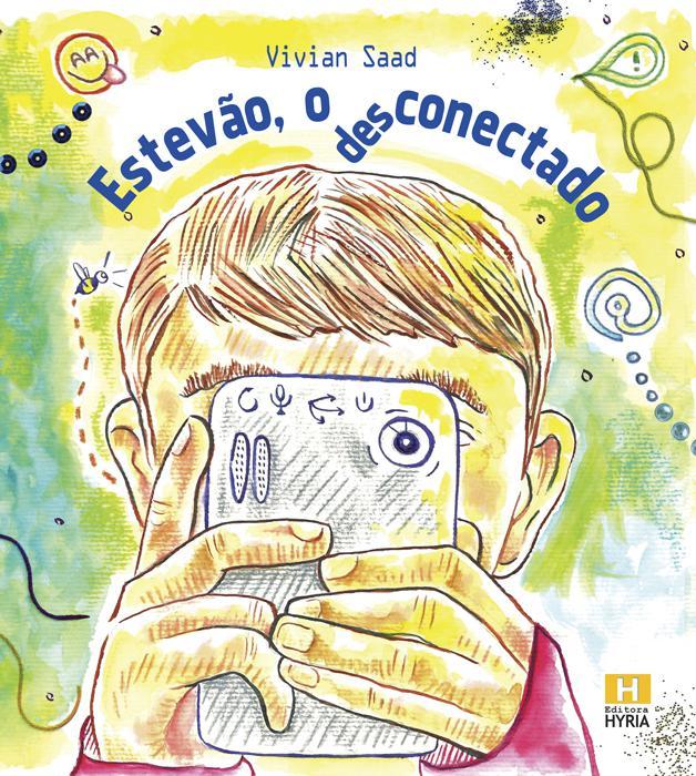 Capa Estevão, o (des)conectado